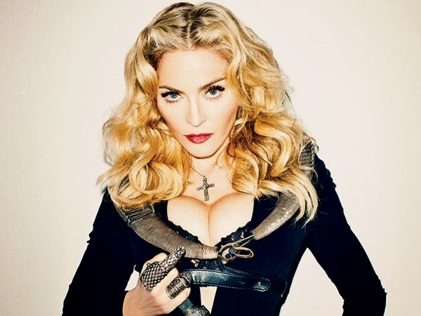 Legendary Madonna to work with Avicii