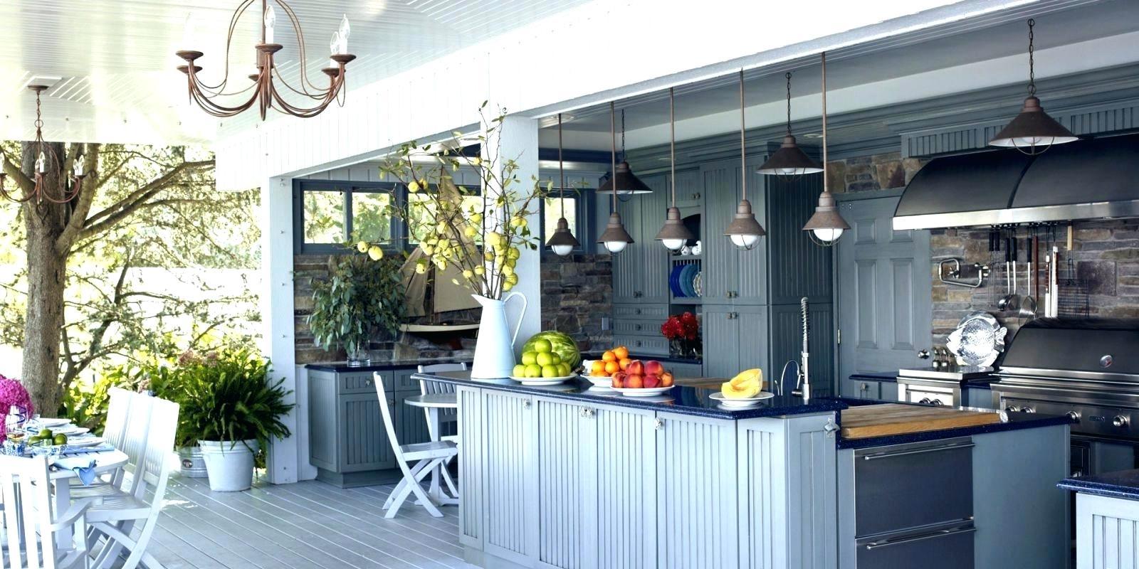 Top Desain Interior Dapur Outdoor