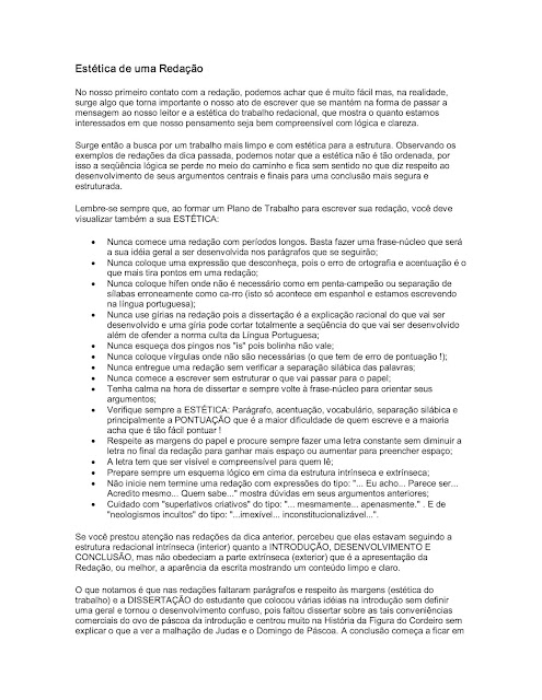 TÉCNICAS DE REDAÇÃO PARA CONCURSOS PDF
