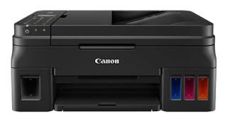 Imprimante Pilotes Canon PIXMA G4511 Télécharger