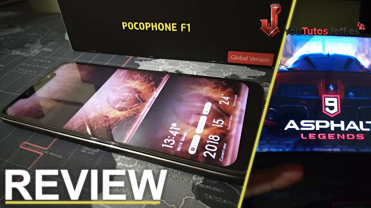 PocoPhone F1 Review Español - El Mas Rápido al Menor Precio