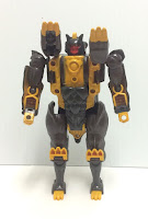 Grizzly-1 Robot Mode