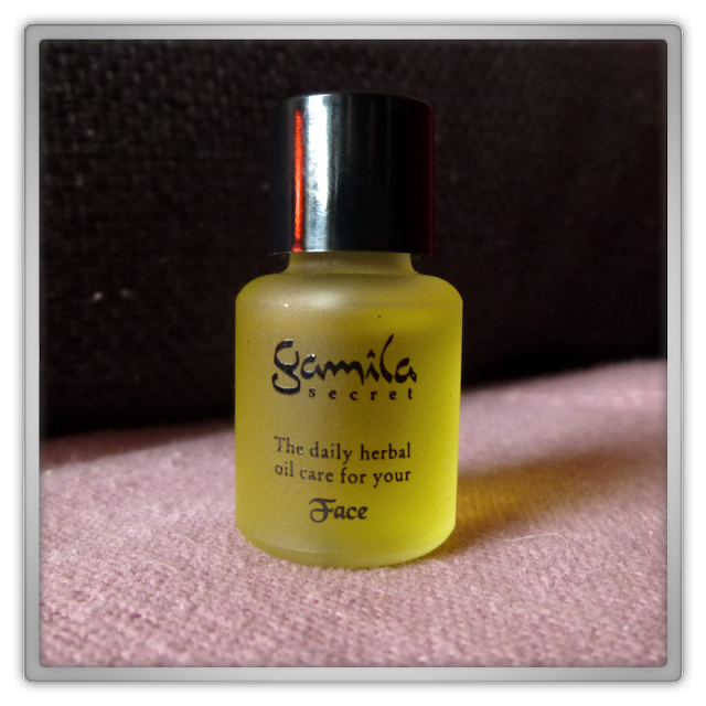 Gamila Secret - Original face oil
