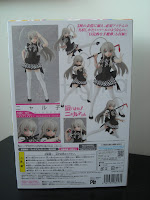 Figma Nyaruko Box Back