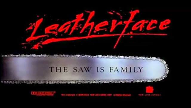 leatherface: the texas chainsaw massacre III banner