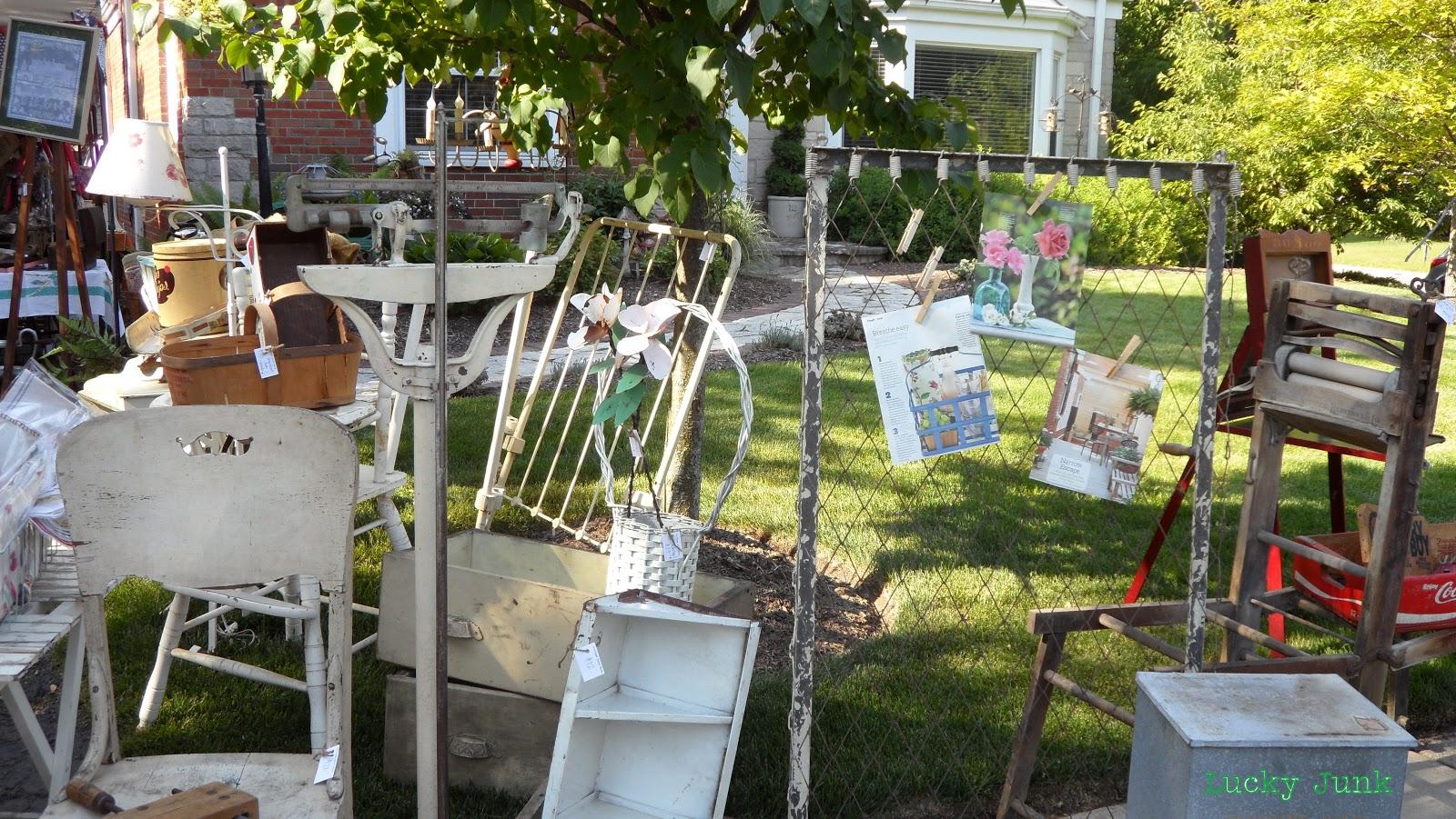 Vintage Yard 107