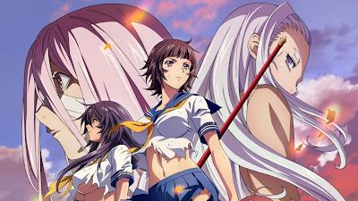 El anime Ikki Tousen tendrá una nueva serie de OVAs
