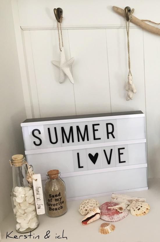 Wohnen Deko Beach-House Sommer
