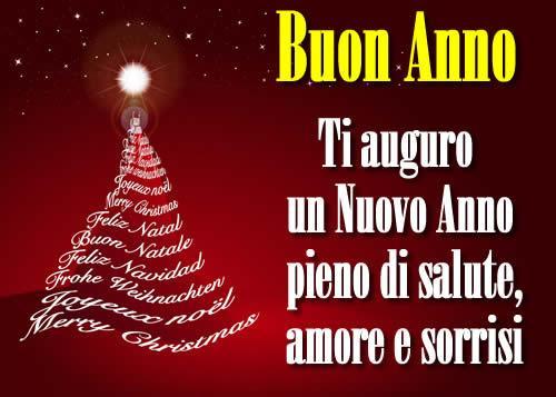 Buon Anno per Facebook