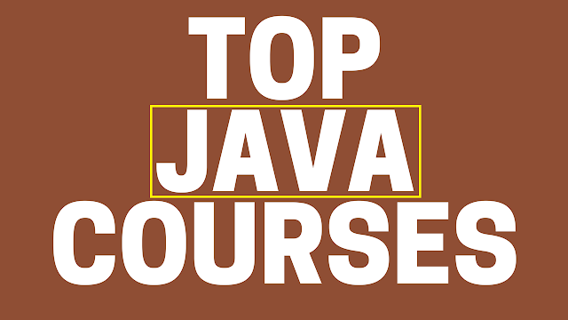 TOP JAVA COURSES