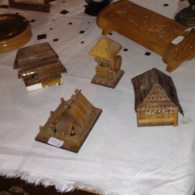kézműves és fából készültek