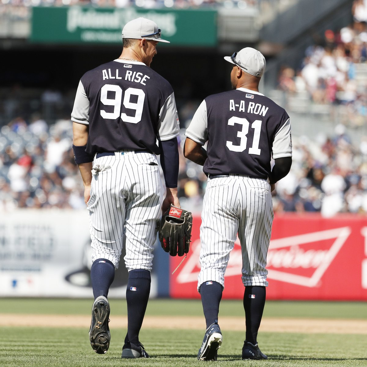 3174fcf95 Top ten Yankee nicknames from the inaugural MLB Players Weekend