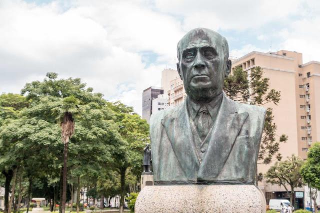 Busto de Victor Ferreira do Amaral e Silva