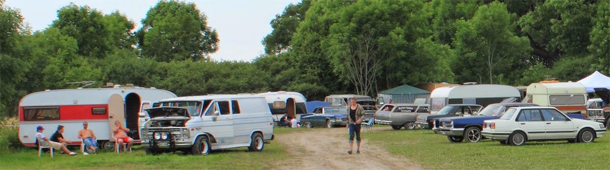 big power meet camping gear