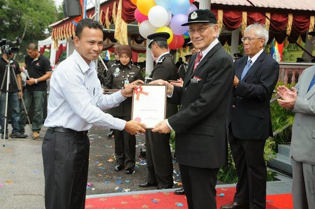 Penganugerahan oleh Jabatan Penjara Malaysia, Motivasi Sebagai Satu Platform Kejayaan,