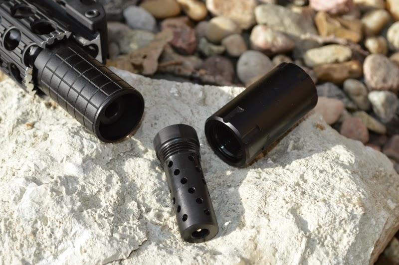 Kineti-Tech Muzzle Brake & Sound Redirector Review