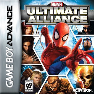 Marvel Ultimate Alliance ( BR ) [ GBA ]