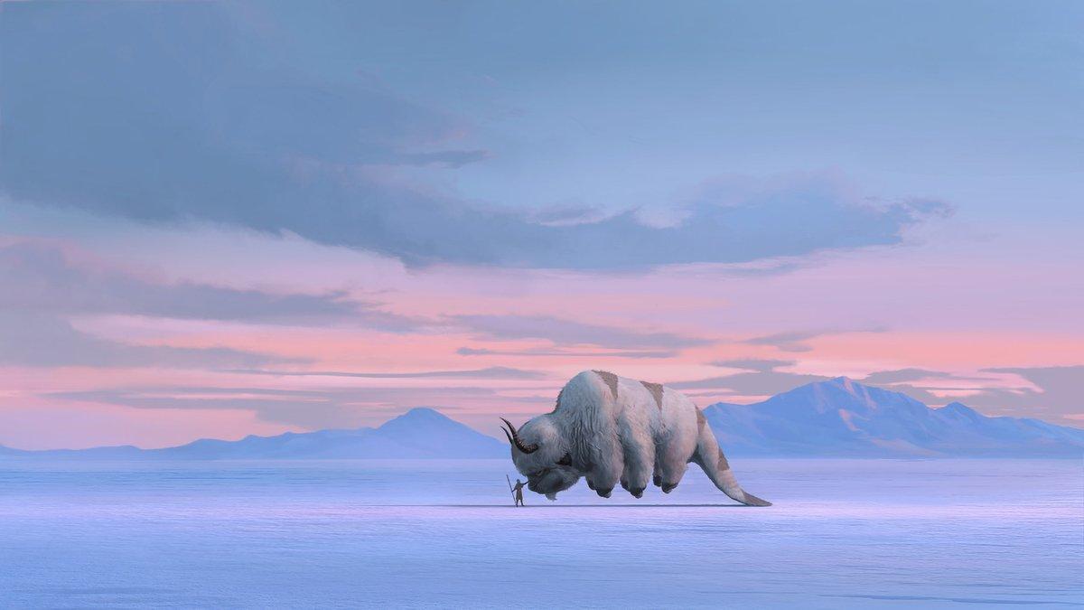 Avatar a Lenda de Aang ganha live action na Netflix
