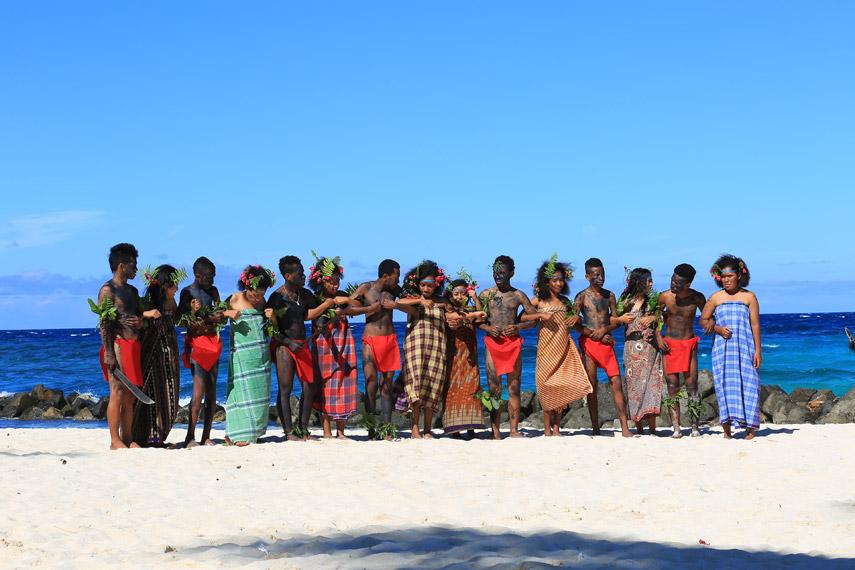 Tari Magasa, Tarian Tradisional Suku Arfak Di Papua Barat