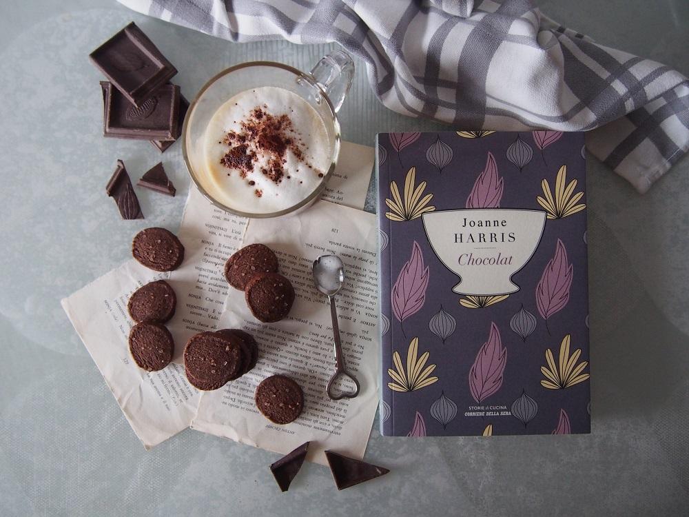Sablés al cacao e fleur de sel