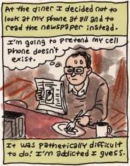 A Cartoonist's Diary:  Noah Van Sciver.
