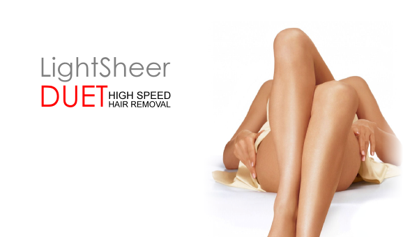 lightsheer Say Sayanara to ShavingAesthetics Beauty