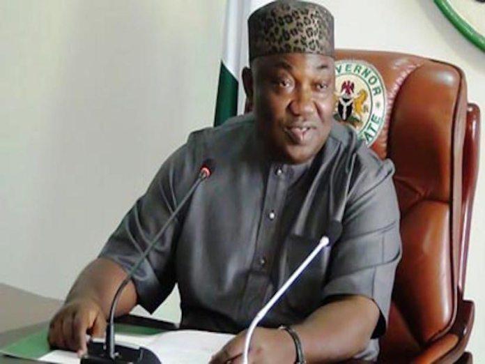 Enugu State Gov. Ifeanyi Ugwuanyi