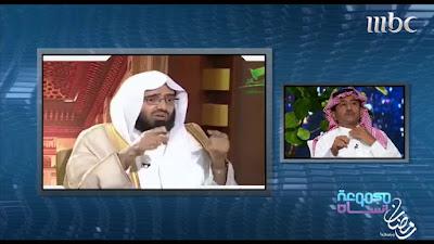 بالفيديو : شاهد رد ناصر القصبي علىتعليق الشيخ الفوزان حول مسلسل العاصوف في مجموعة إنسان