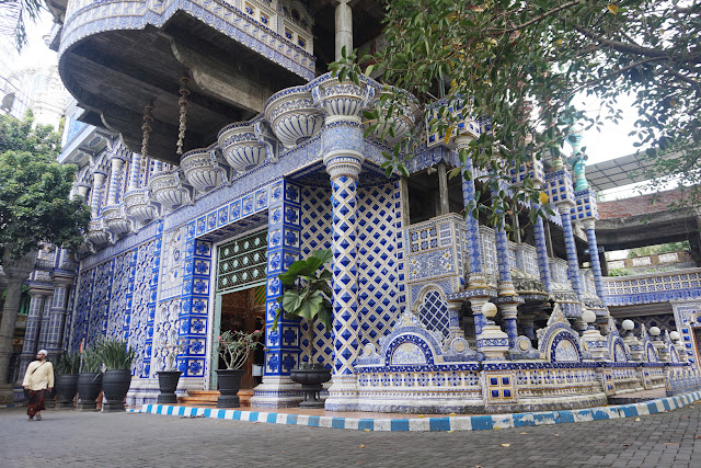 Misteri Masjid Jin yang dipercaya warga