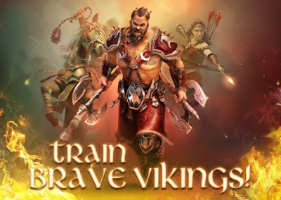 Game Android Vikings: War of Clans Apk v1.1.2.220 New