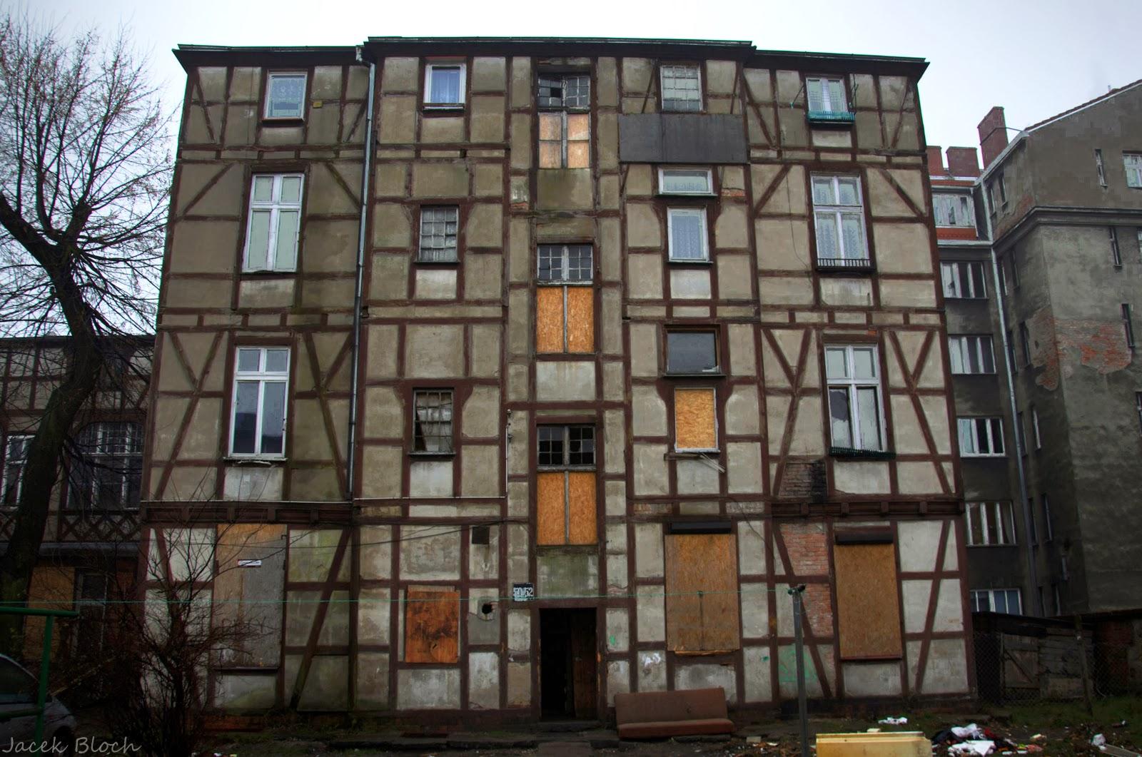 Mur Pruski W Toruniu Ul Bydgoska 5052
