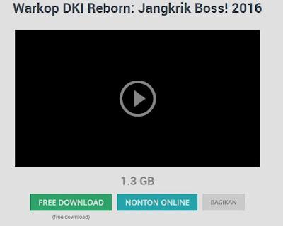 warkop dki reborn download jangkrik boss bluray
