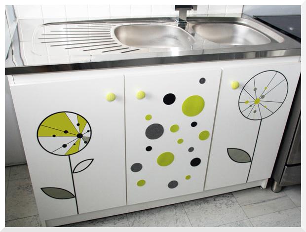 customiser un meuble sous vier foyer doux foyer home. Black Bedroom Furniture Sets. Home Design Ideas