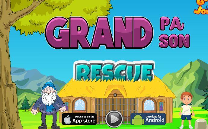 Games2Jolly Grandpa Son Rescue