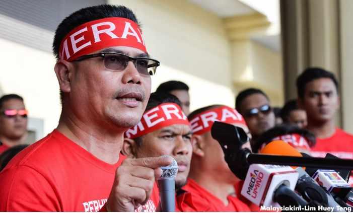 Pengerusi BERSIH Tuntut Jamal Mohon Maaf, Atau Tindakan Saman