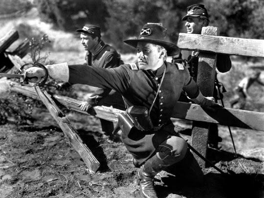 El IVC presenta en La Filmoteca el clásico del Oeste 'Murieron con las botas puestas', de Raoul Walsh