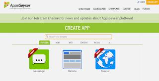 AppsGeyser