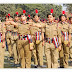 Strength of NCC Cadets