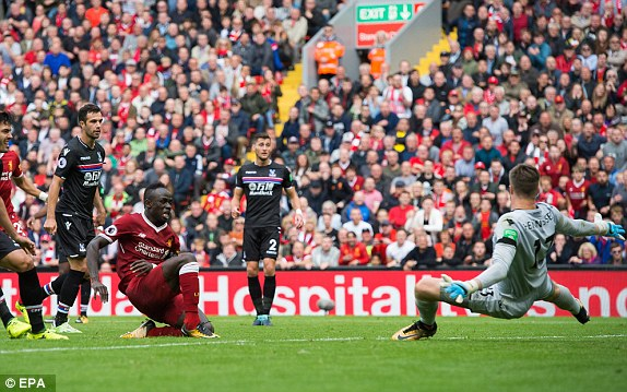 Liverpool vs Crystal Palace 1-0 Video Gol & Highlights
