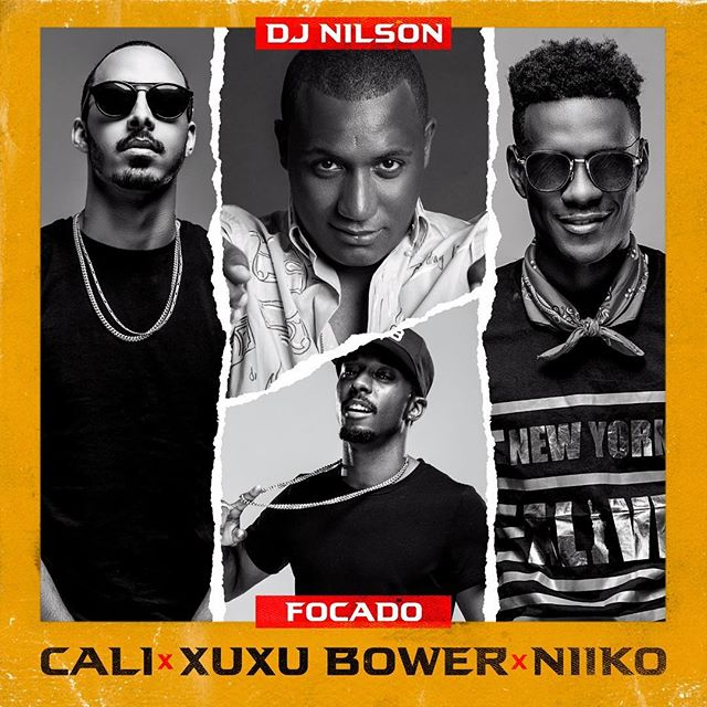 Dj Nilson Feat. Cali John, Xuxu Bower & Niiko - Focado [Download] baixar nova musica descarregar agora 2019