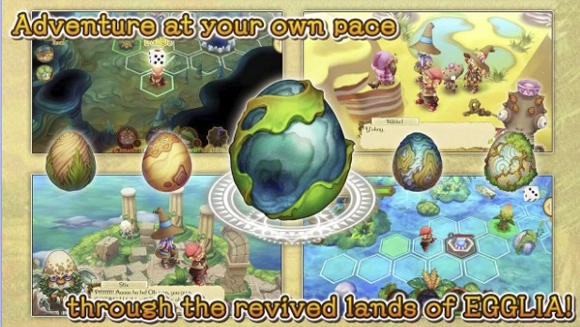 EGGLIA Legend of the Redcap Mod Apk for Android