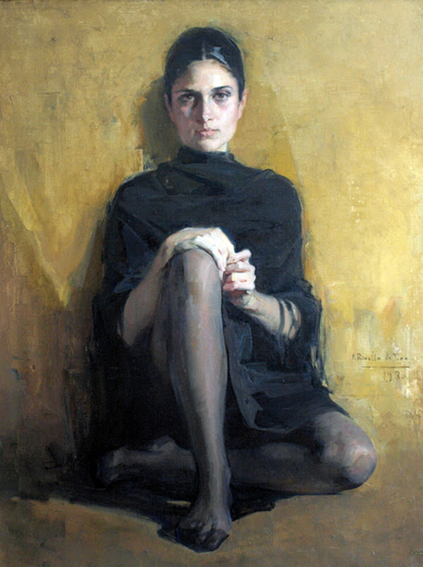 Revello de Toro, Pintores Malagueños, Retratos de Revello de Toro, Pintor español, Pintores de Málaga, Pintor Revello de Toro