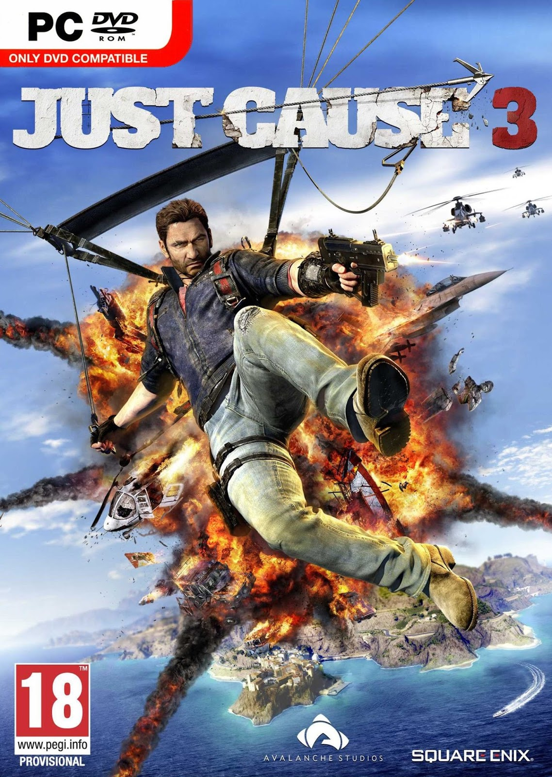 Just Cause 3 ESPAÑOL PC
