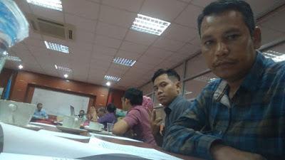 Plt. Ketua PWI Lampung Terpilih Sebagai Perumus Draft Modul UKW PWI 2019