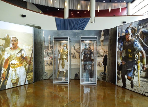 Exodus Gods and Kings movie costumes