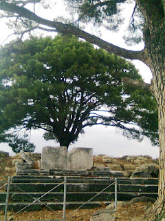 храм Зевса в Пергаме