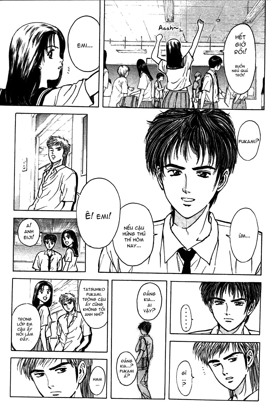 Psychometrer Eiji chapter 62 trang 17