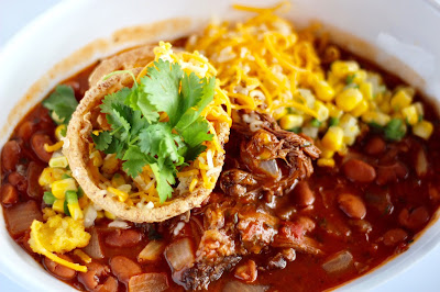 Slow Cooker Ribs and Chili Recipe