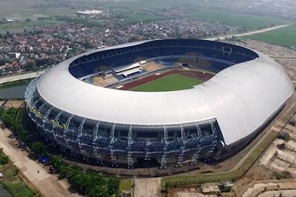 Bandung dan 4 Kota ini Jadi Tuan Rumah Piala Presiden 2019