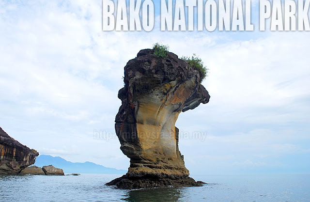 Sarawak Sea Stack  Photo